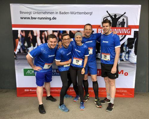 Startschuss für Virtual BW-Running ist gefallen!